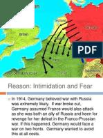 Schlieffen War Ppt