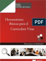 Manual Herramientas Basicas Curriculum Vitae