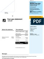 Gas Statement 23Apr12