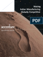 Accenture Research Indian Manufacturing