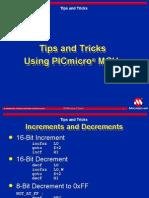 PIC Assenbler Tips & Tricks