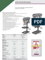 Optimum Opti B Pro Series Brochure