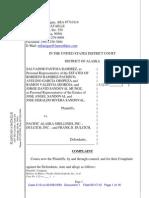 Clam diggers lawsuit