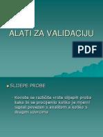 NADZOR KAKVOĆE _ 6. predavanje