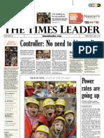 Times Leader 05-22-2012