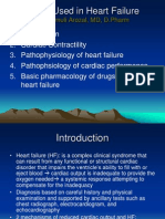 Drugs Used in HF II