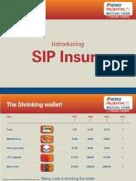 SIP Insure Presentation (1)