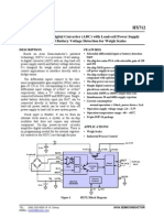 Hx712 - English Datasheet