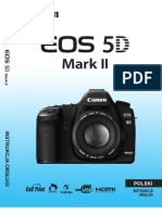Instrukcja PL - Canon EOS 5D MK2 (MKII) ORG