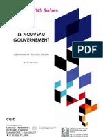 Les Français et le nouveau gouvernement