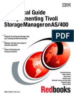 A Practical Guide to Implementing Tivoli Storage Manager on as-400 Sg245472