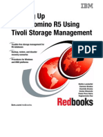 Backing Up Lotus Domino R5 Using Tivoli Storage Management Sg245247