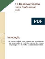 Gestão e Desenvolvimento de Carreira Profissional.ppt