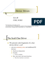 8_Character Device Drivers