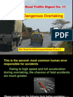 Road Traffic Digest 11
