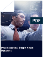 Pharmaceutical Supply Chain Dynamics - April 2011