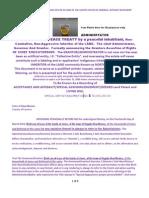 Declaration of Executor Ship and Affidavit for WEB NEW 3-16-12 (2)