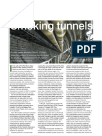 Smoking Tunnels