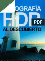 Fotografia HDR Al Descubierto dZoom Zona PREMIUM