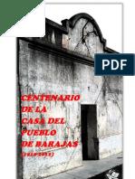 Centenario de la Casa del Pueblo de Barajas (1912-2012)