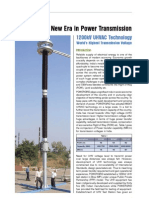 New Era in Power Transmission