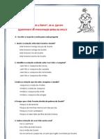Falar Verdade a Mentir - Quest. Cena X Esc. Mult. (Blog8 11-12)