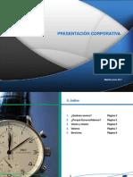 Presentación Euroconfidence Consultores Financieros e Inmobiliarios