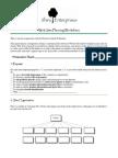 Website Planning Worksheet