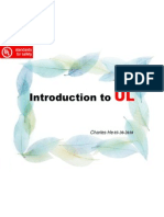 Introduction to UL