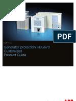 1MRK502031-BEN a en Product Guide REG670 1.2 Customized