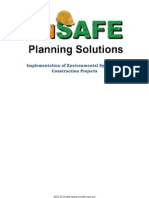 Implementation of Environmental Systems in Construction Projects