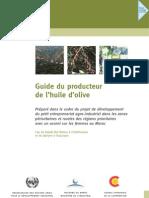 Guide Du Producteur de Huile Olive