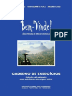Bem-vindo - Livro de exercícios de português