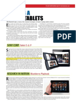 Channel Strategies of Leading Indian Tablet Vendors Sample