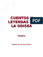 Homero - Adaptacion de Jean Martin - Cuentos Y Leyendas de La Odisea