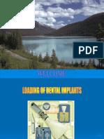 13.Loading of Dental Implants