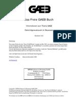 Das Freie GAEB Buch