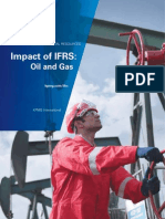 Impact of IFRS - Oil and Gas (September 2011)