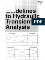 085697 9F70D Pejovic s Guidelines to Hydraulic Transient Analysis