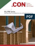 RU RW Series FA 5165 Rev06 07