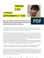 Marco Lorenzi - Cover Letter for Thinkpublic