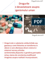 Drogurile chimie