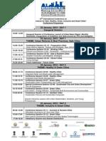 Municipalika 2012 Conference Programme