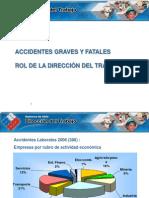 Accidentes Laborales en Chile