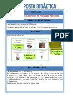 BINGO Clasificar Pronombres.PDF