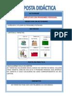 BINGO Completar a Frase Cun Pronome.PDF