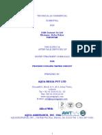 DGK Cement Co Ltd., Kalar Kahar, Process CT Teatment Compromise Feb 14, 2012