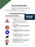 A Few Important Rules - 2009