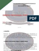 Direito Processual Penal Angolano