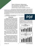 AVE Pholitic Simulation Academic Performance